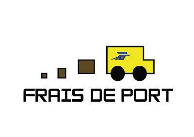 Divers - Prix des frais de port ...