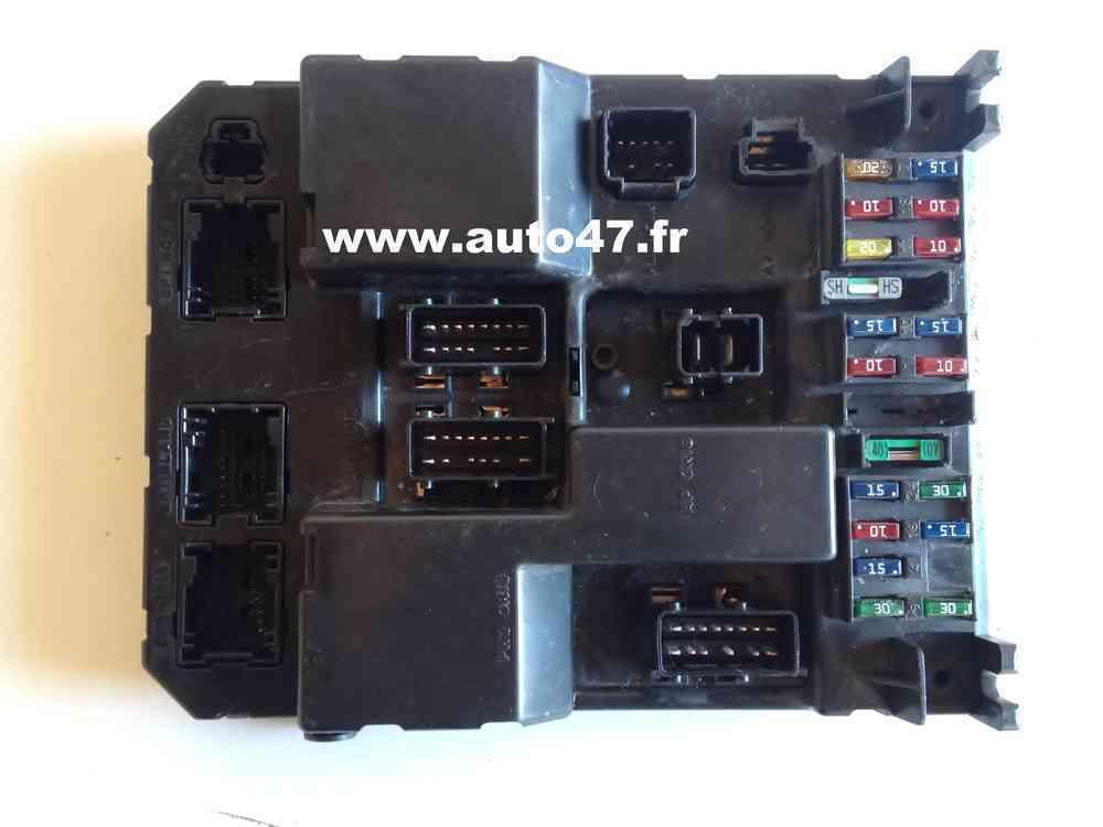 bsi peugeot 307 ref 9651197080 a k02 alzgo fr. Black Bedroom Furniture Sets. Home Design Ideas