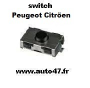 SWITCH PEUGEOT CITROEN
